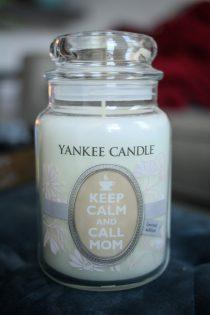 Keep Calm and Call Mom Yankee Candle