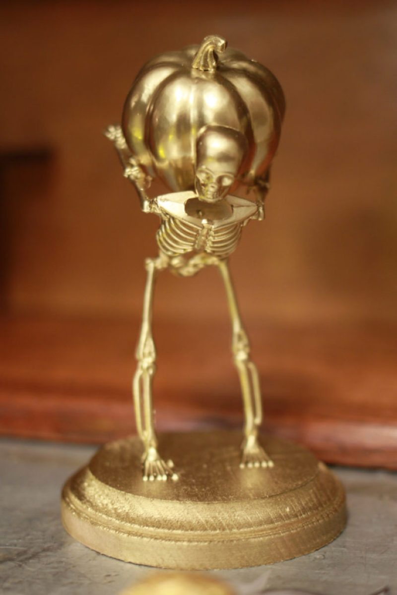 Best Pumpkin Trophy