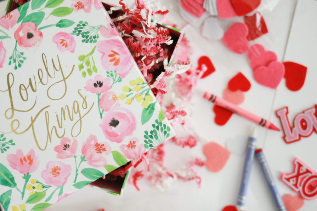 Valentine's Day DIY Card Craft for Kids