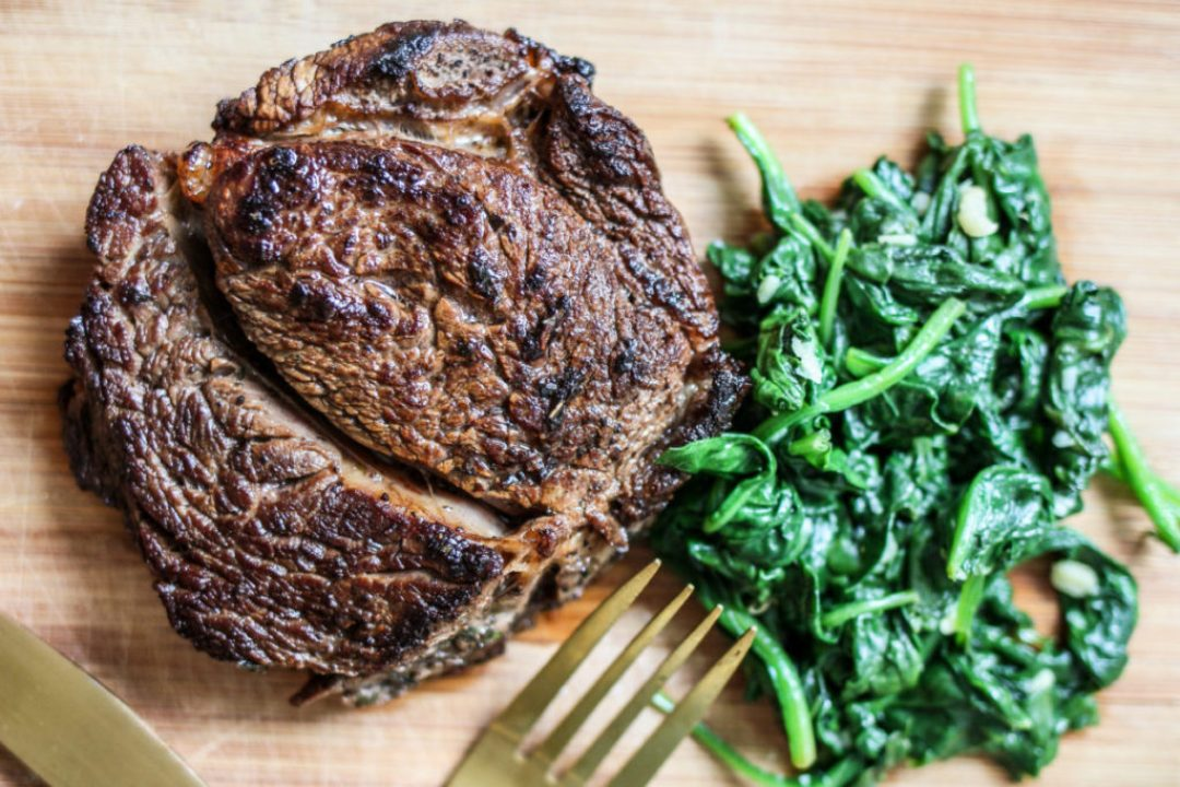 LiliesandLoafers - John's Marinated Steak: Cooking Through Cravings