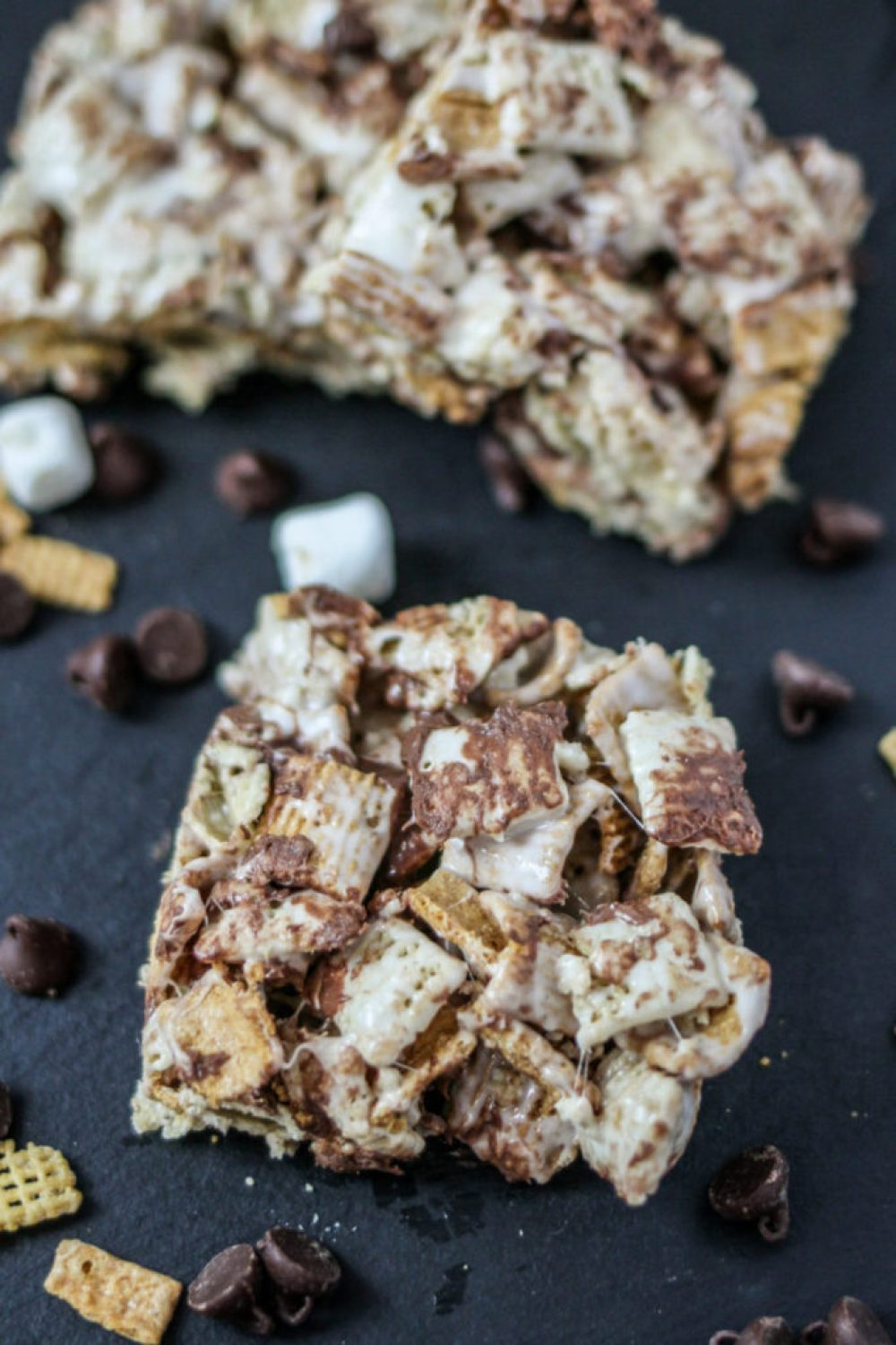 LiliesandLoafers - S'mores Camp Fire Treats