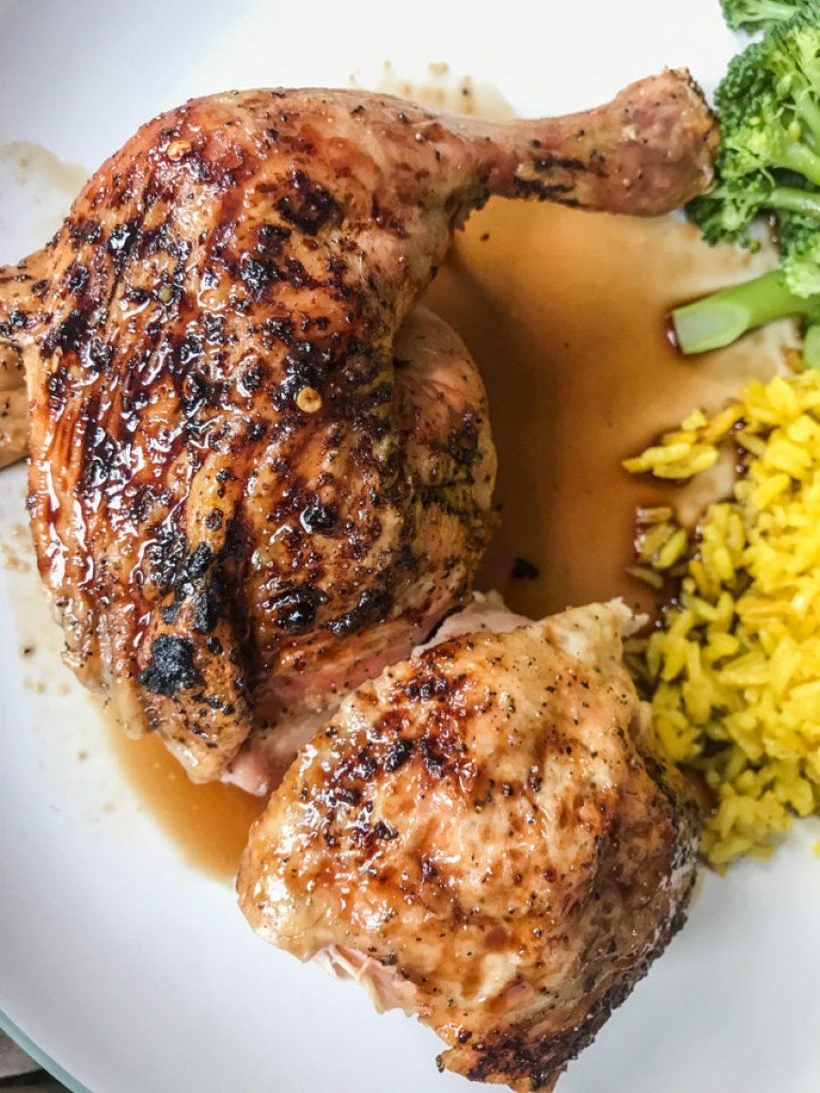 Huli Huli Chicken Panini