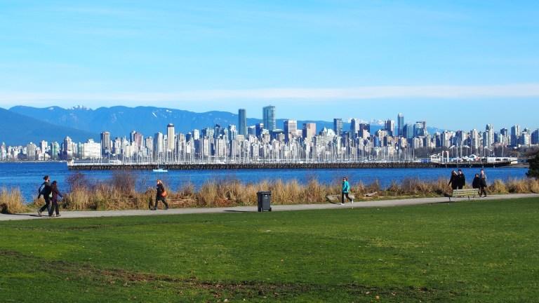 Vancouver: entre plages et montagnes