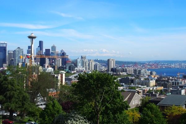 Un weekend à Seattle: 2ème journée