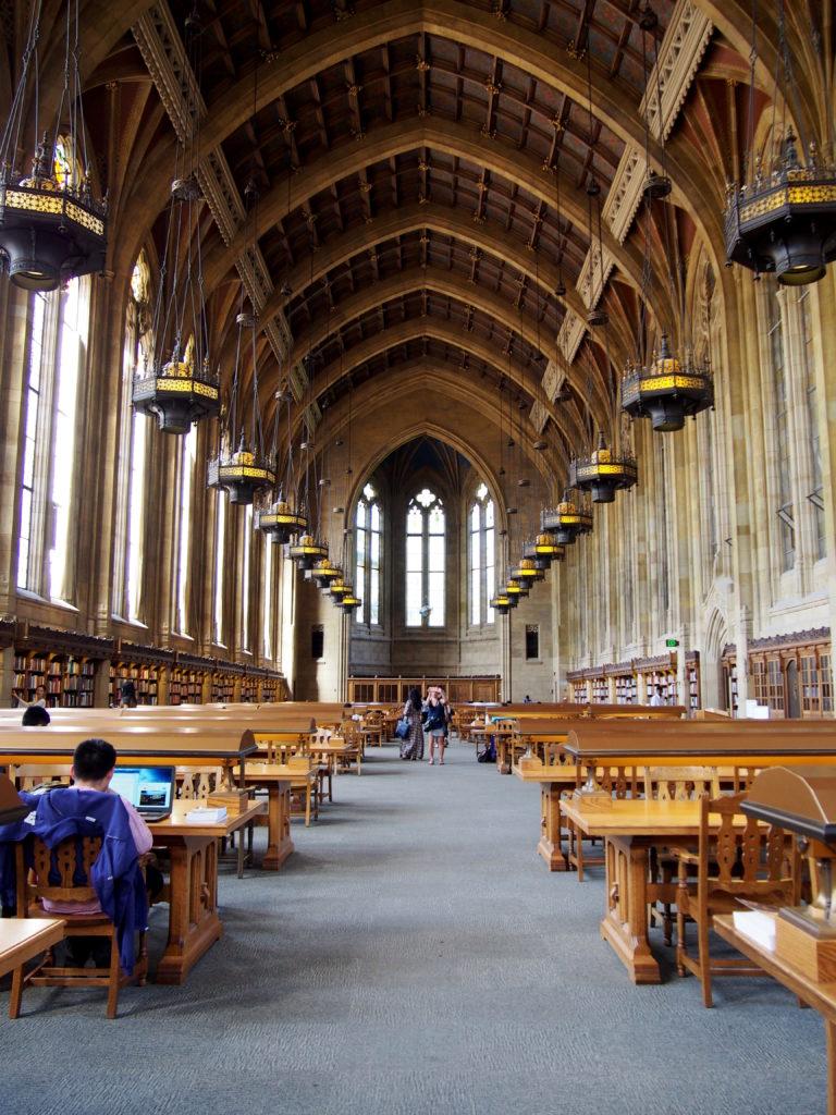 Université de Seattle : Suzallo Library