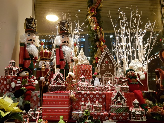 Gingerbread Lane - Hyatt Hotel