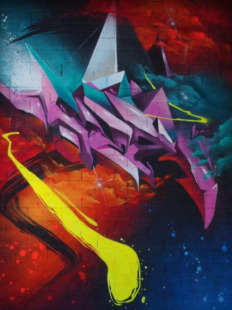 Artiste: @ValerGraffiti