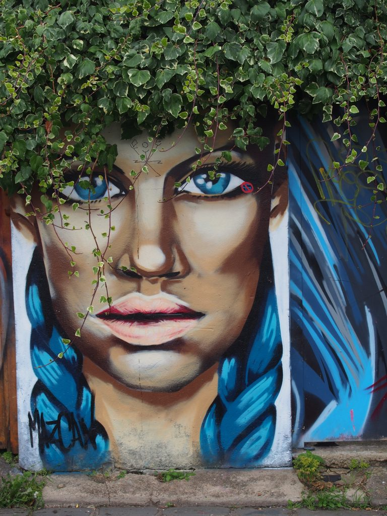 Street-art à Brighton
