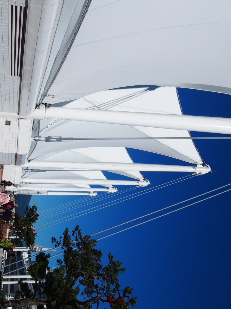 Five Sails of Canada Place