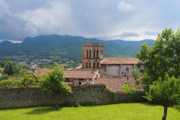 Ariège : la visite de Saint-Lizier