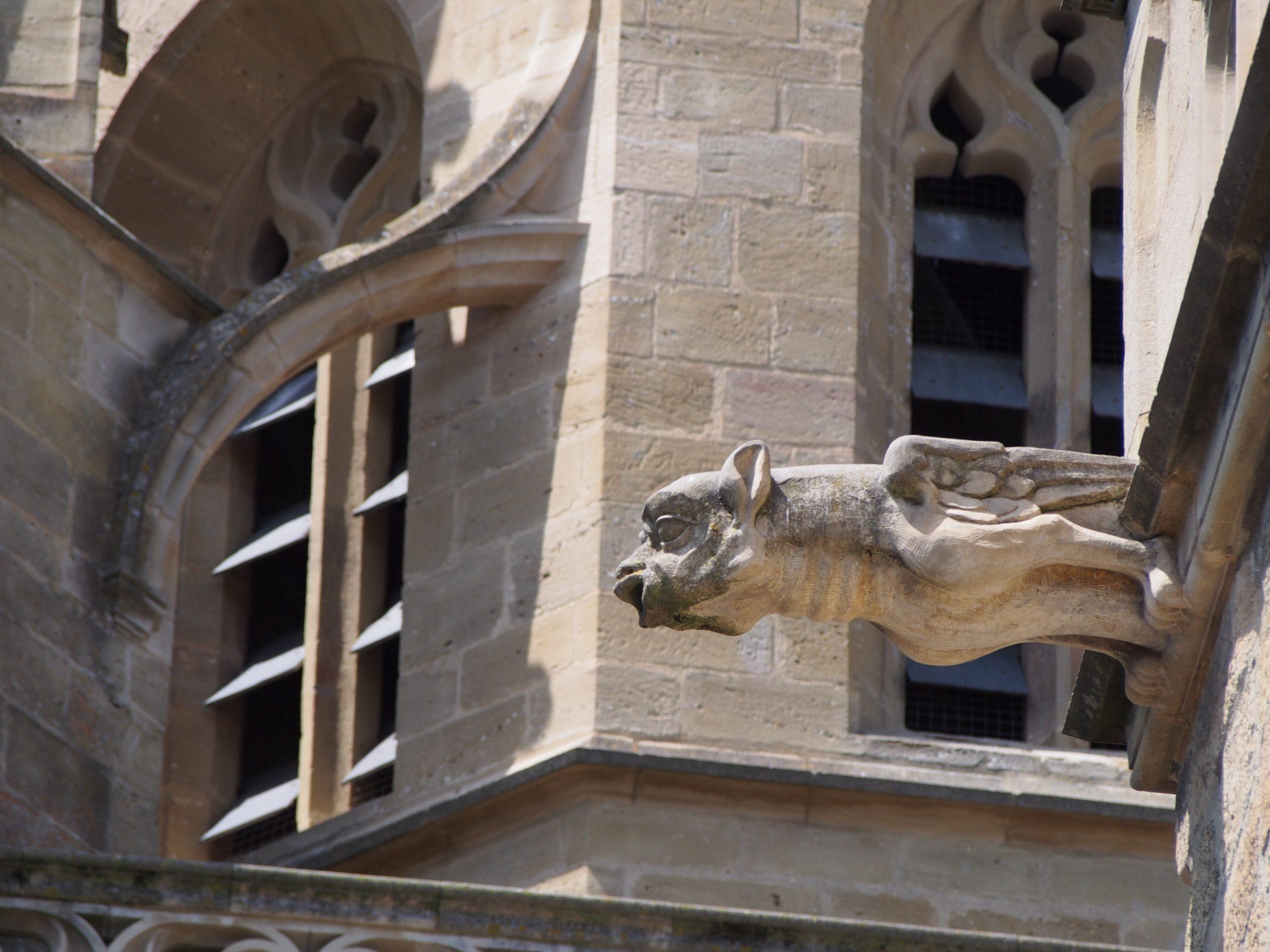 Gargouilles église St Maurice à Mirepoix