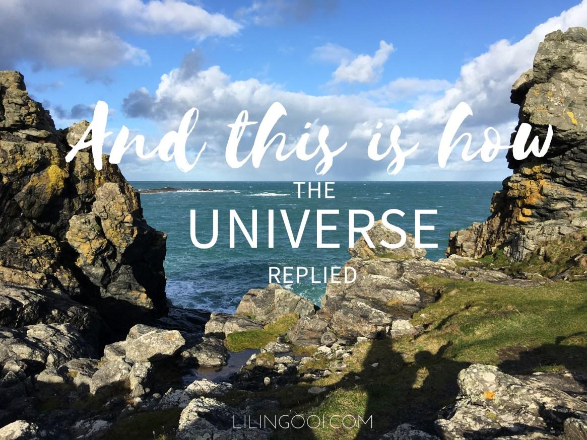 UniverseReplied
