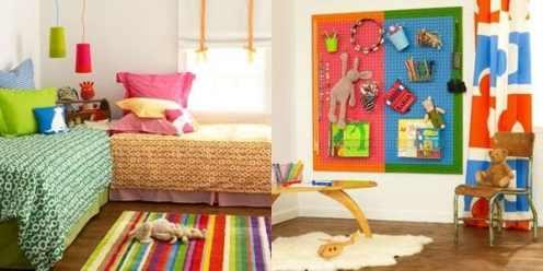 Farbenfrohes Kinderzimmer (© Servemenow)
