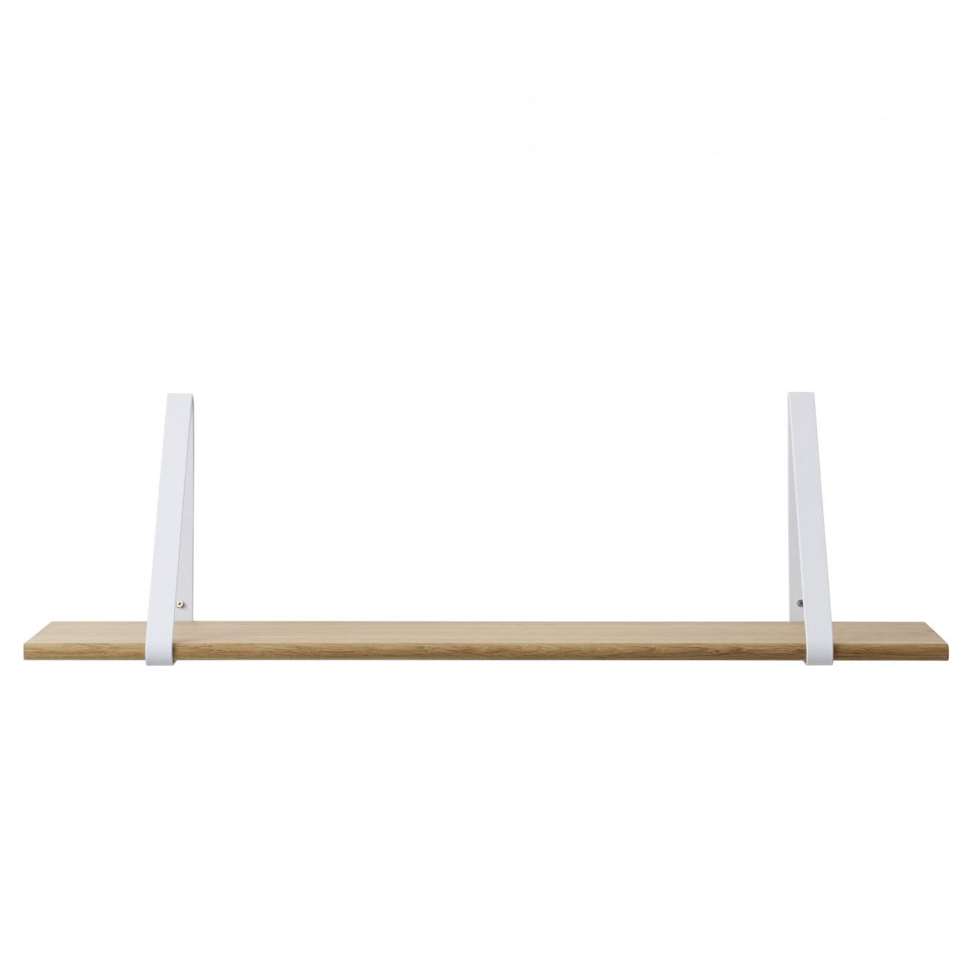 tablette chene clair pour etagere the shelf ferm living