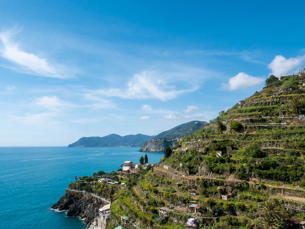 Rediscovering myself in Cinque Terre, Italy