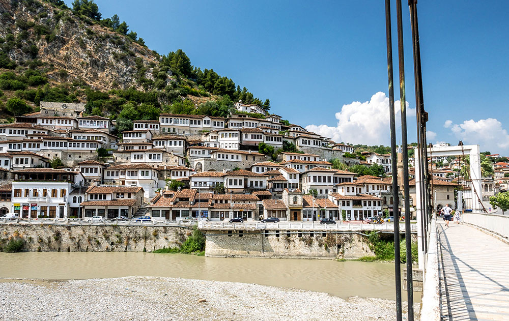 Hidden gems in Europe - Berat, Albania - Best unique places to visit