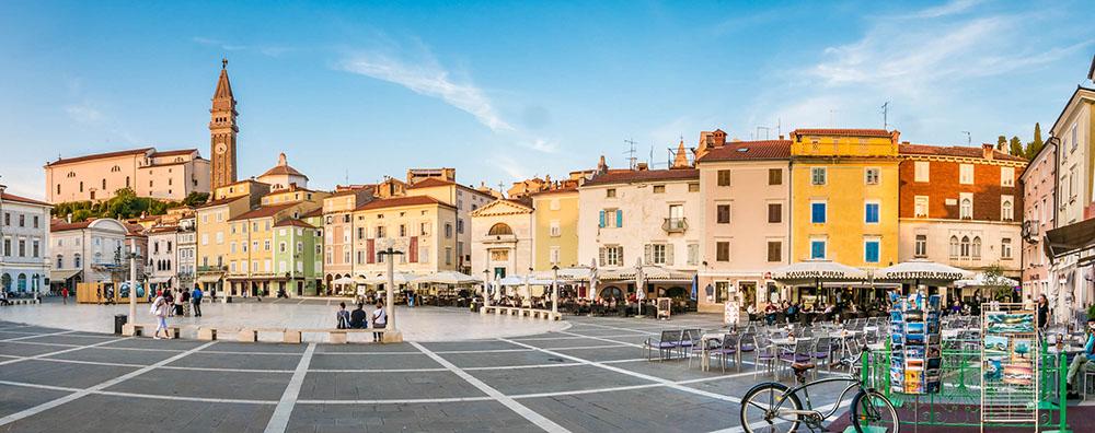 Hidden gems in Europe - Piran, Slovenia - Best unique places to visit