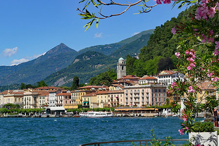 Dolce far niente in Bellagio, Lake Como, Italy