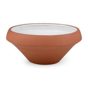 Skål terracotta liten