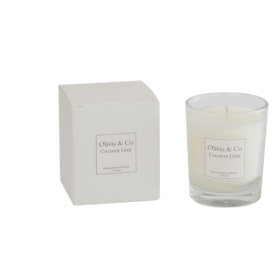Doftljus Olivia & Co – Coconut Lime