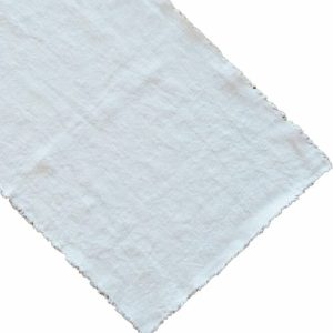 Linnelöpare off-white