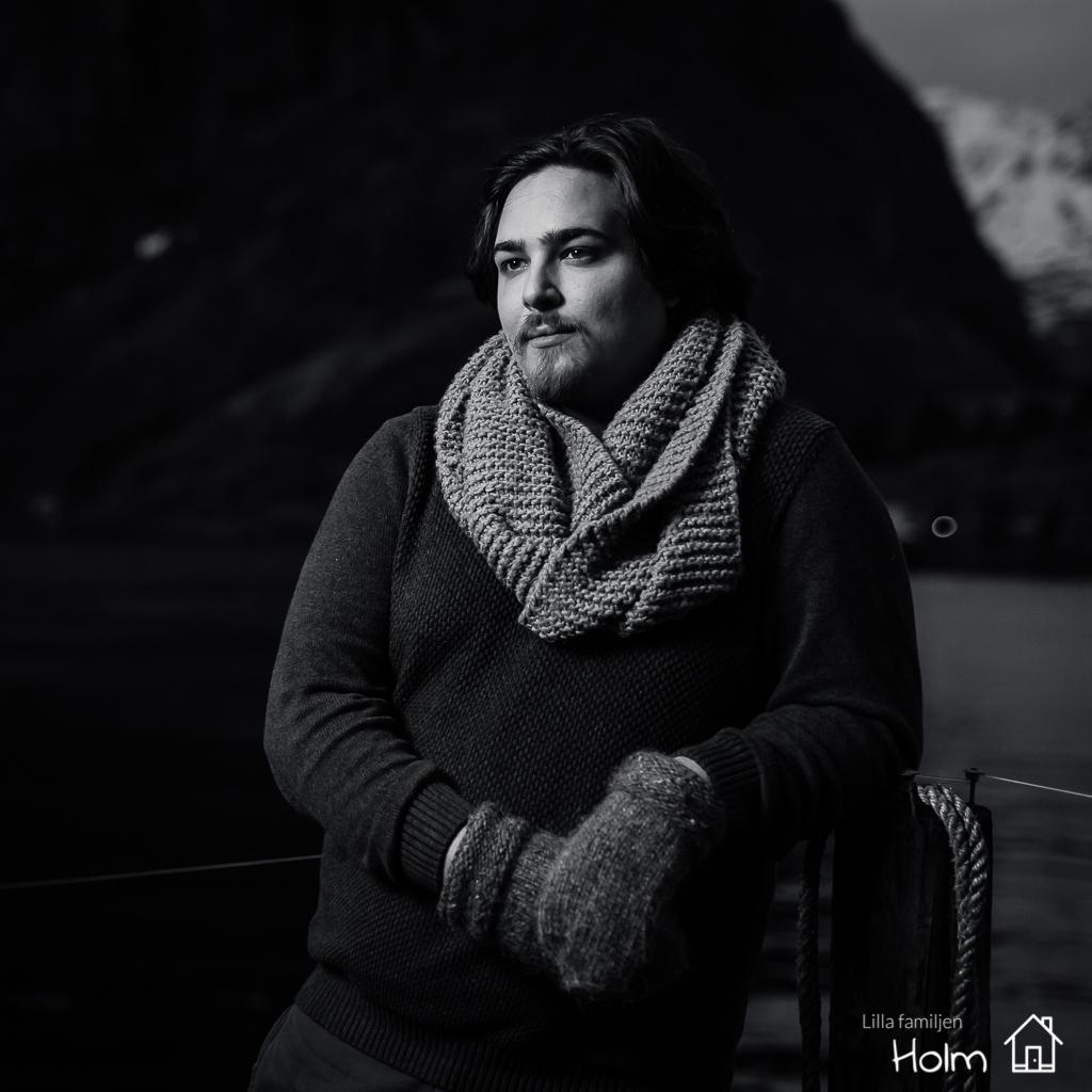 Fotograf Anneli Holm | Fotoutmaning | Familj | Lilla familjen holm | Lofoten