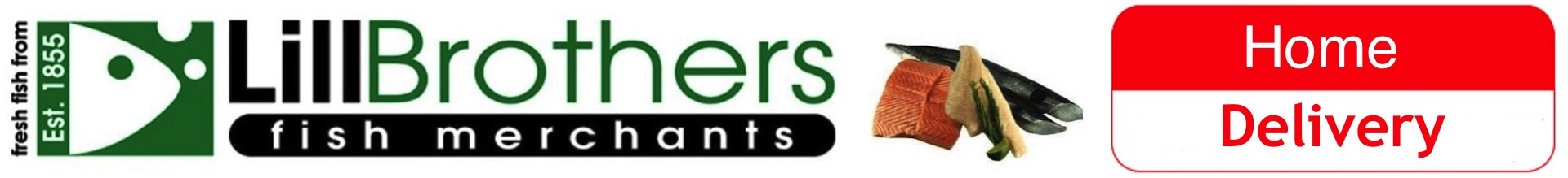 Header / Footer Lill Brothers of Bradford, West Yorkshire established in the year 1855 are wholesale fish merchants, one of the oldest trading businesses in Bradford. We have expanded our range to include various products like fruit, veg etc all available for local free home delivery
