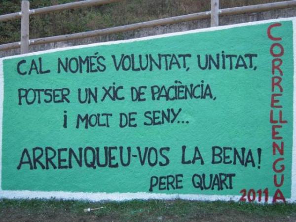 Correllengua2011-mural