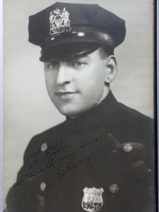 My father John A. Messeder, Sr.