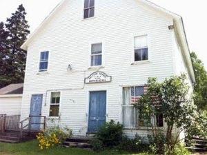 Halcyon Grange - Blue Hill, Maine