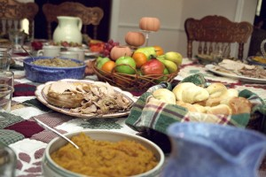 Traditional Thanksgiving