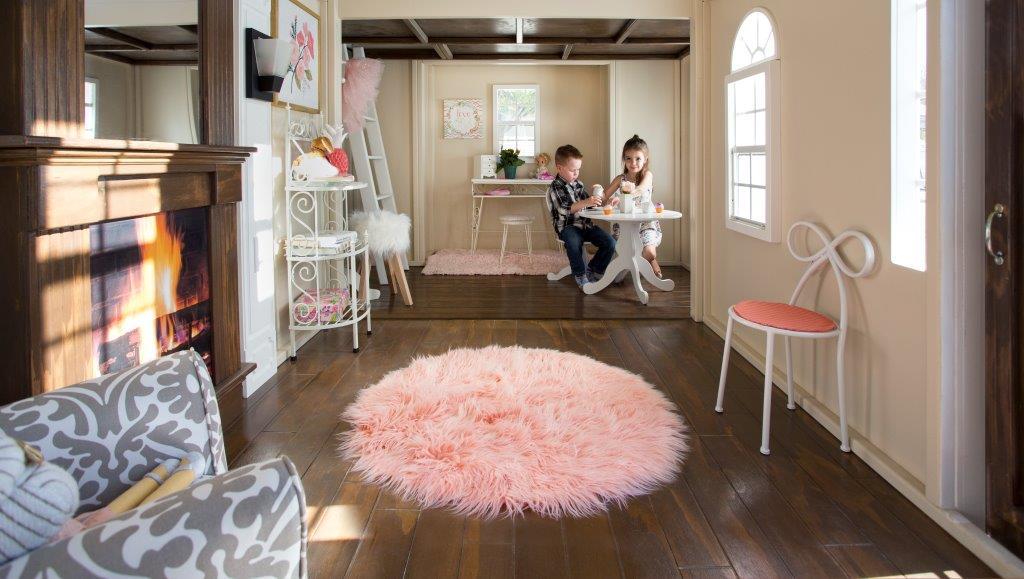 Casa De Caramel Lilliput Play Homes