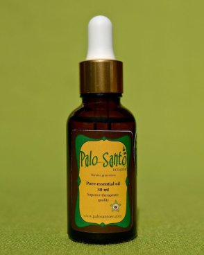 100% Pure Palo Santo Essential Oil