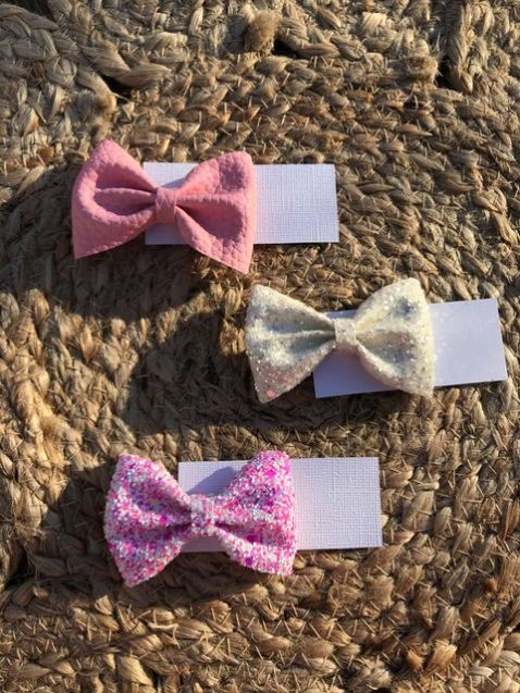 Oh Sweet Bow - Small Pinch Bows