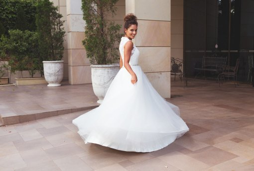 Ruby by Lilly bridal made to order wedding dresses online