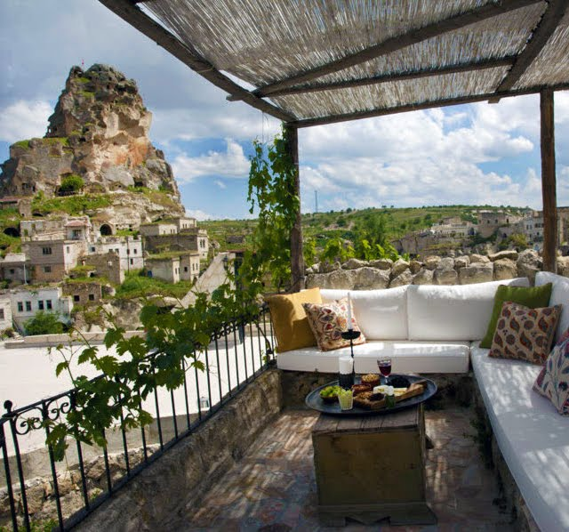 Hezen Cave Hotel, Turkey