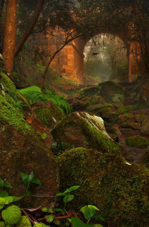 Mystical Bridge, Australia