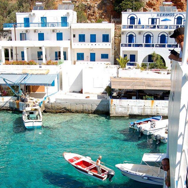 Loutro, Crete, Greece