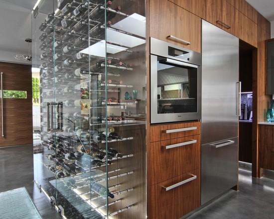 Vin De Garde Modern Wine Cellars (Vancouver)