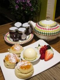 Afternoon Tea im Berkeley Hotel