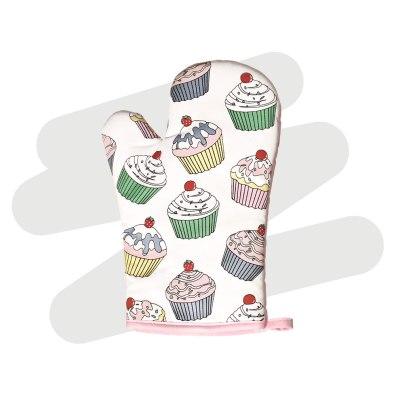 Ofenhandschuh Cupcake