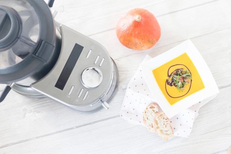 Kürbiscremesuppe - CookProcessor
