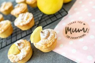 Zitronen-Meringue-Tartelettes