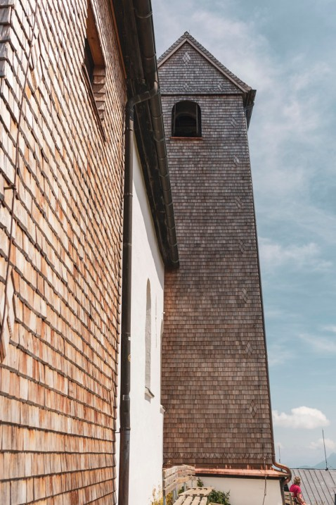 Wallfahrtskirche Hohe Salve