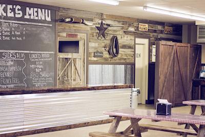 Rigby BBQ Restaraunt