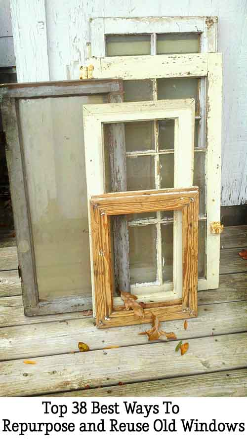 Frames Old Diy Window Projects