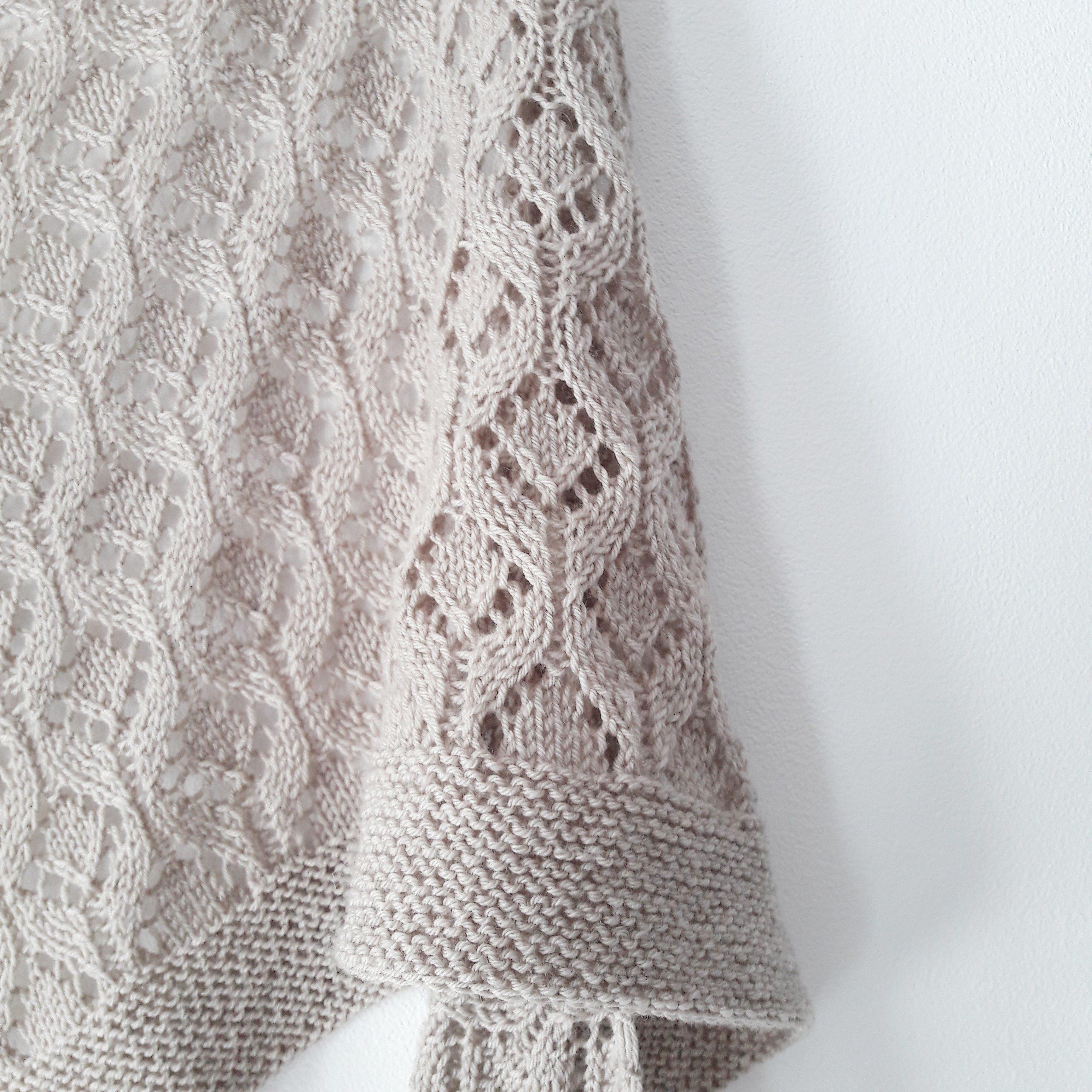 Lesi shawl 7