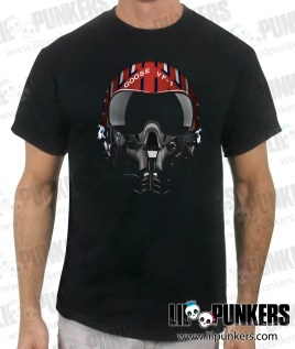 top-gun-goose-helmet-black-tshirt-LP