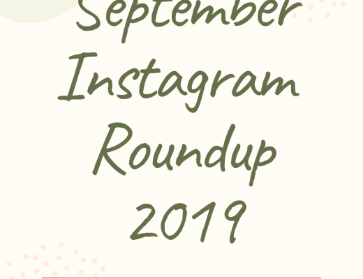 September Instagram Roundup 2019