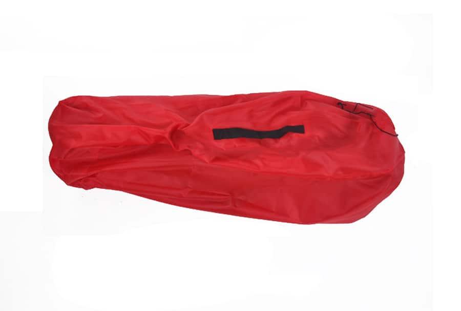 Für eine größere Ansicht klicken Sie auf das Bild liltourist Kinderwagen Transporttasche, Reisetasche mit Trageriemen, Gate Check Bag Schutztasche (rot)